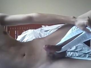 sa5-005-muscle-man-jerking-off